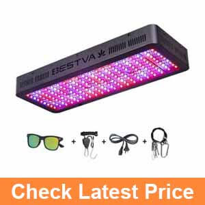 BEVSTA 2000W Double Chips LED Grow Light