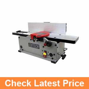 "Cutech 40160H-CT 6"" Jointer"
