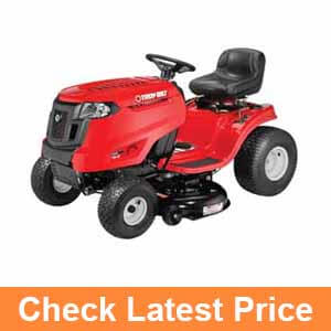 Troy-Bilt TB42 Discharge Riding Lawn Tractor