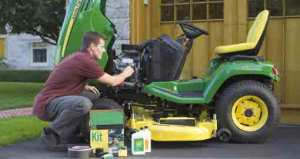 Lawn Mower & Lawn Care and maintenance