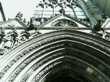 Intricate details