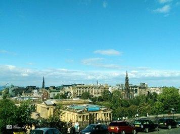 Breathtaking city view