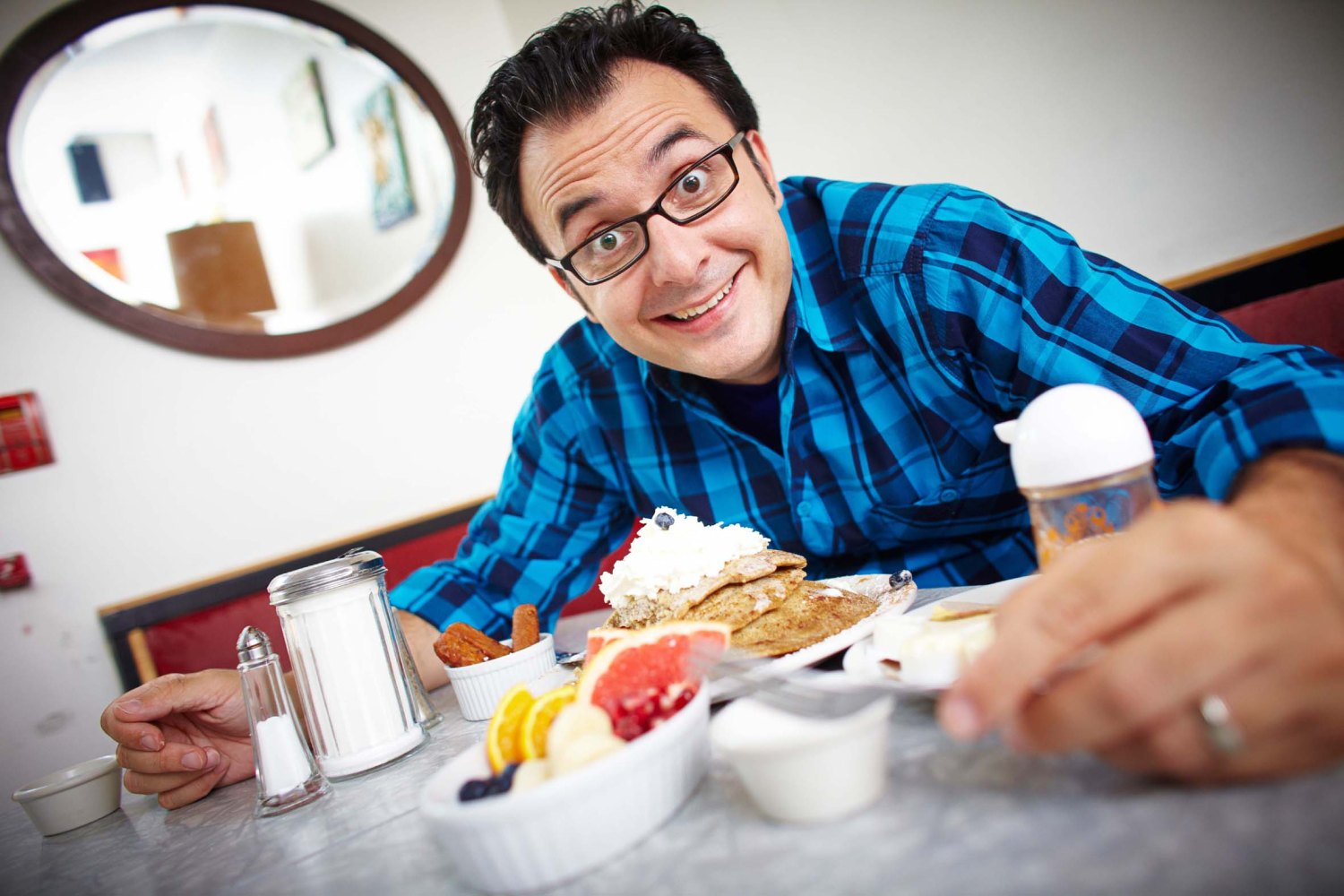 John Catucci from 'You Gotta Eat Here'