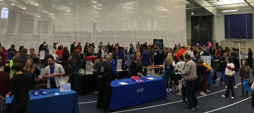 HCCF Hosts 13th Annual Hillsdale County College Fair