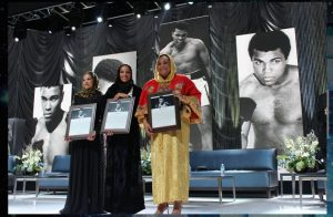 Muhammad Ali, the People's Champion, Honored at RIS