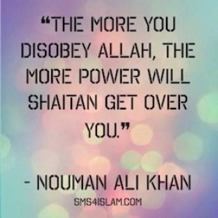 Obey Allah