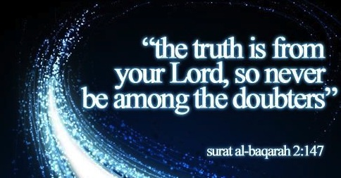 The-Truth-is-From-Your-Lord-Surat-al-Baqarah-Quran-2-147-Quran-2-147-