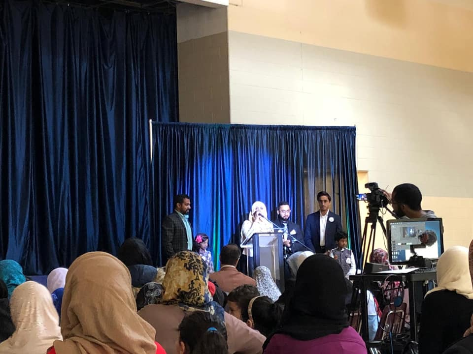 Jamil and Jamila YouTube Song Channel for Children Launched in Toronto - About Islam