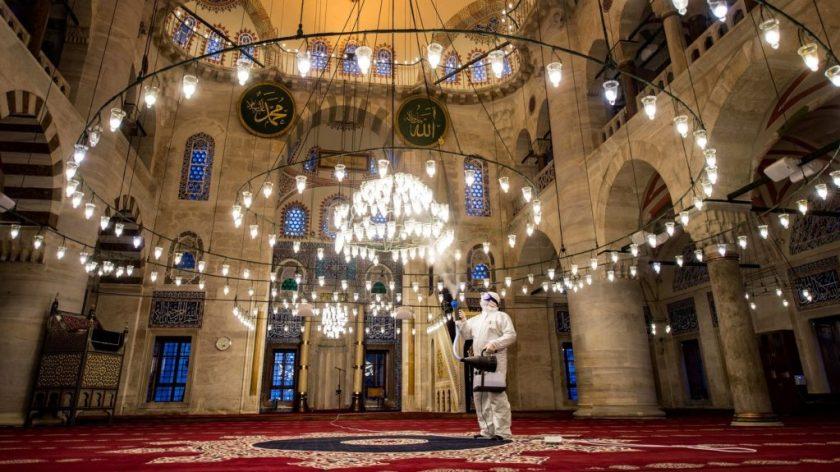 Coronavirus: British Muslim's Advice on How to Remain Positive - About Islam