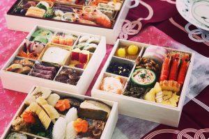 osechi boxes