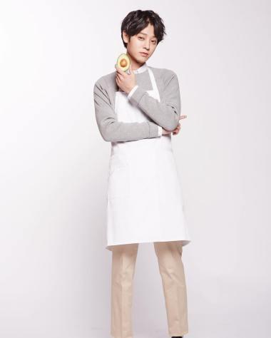 Jung Joon Young filming for House Cook Master Baek season 2