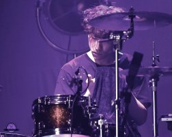 drummer Lee Hyun Kyu at Jung joon Young solo concert in Seoul 20170225.jpg