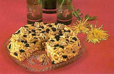 Kazakhstan Food And National Meals