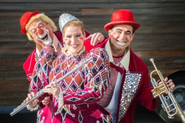 Rastelli Clowns - Zippos Circus