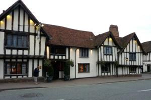 Swan Lavenham