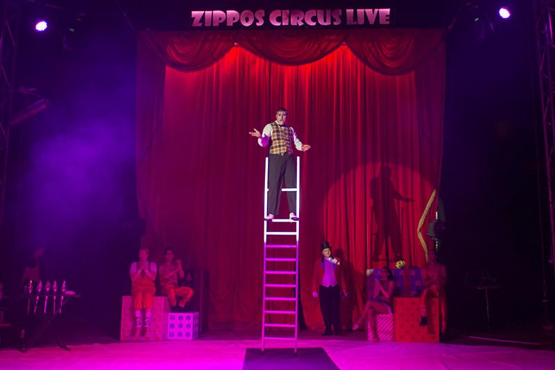 Zippos Circus at Winter Wonderland