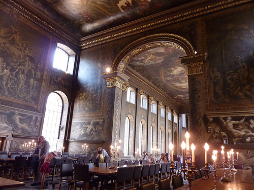 The Painted Hall Greenwich