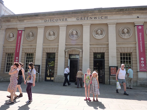 Discover Greenwich Visitor Centre