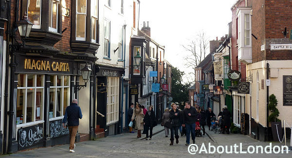 Steep Hill Lincoln