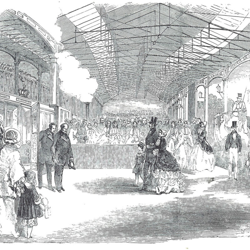 King's Cross in the past