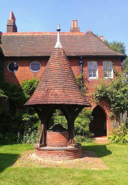 William Morris's The Red House
