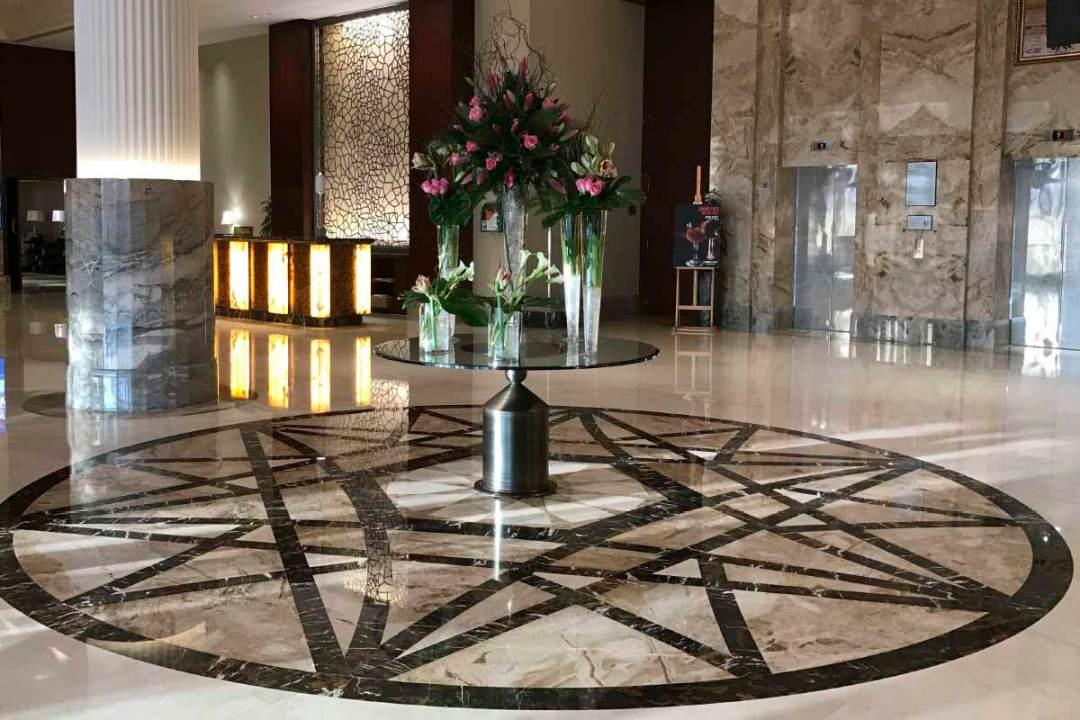 Sheraton Hotel, Muscat, Oman