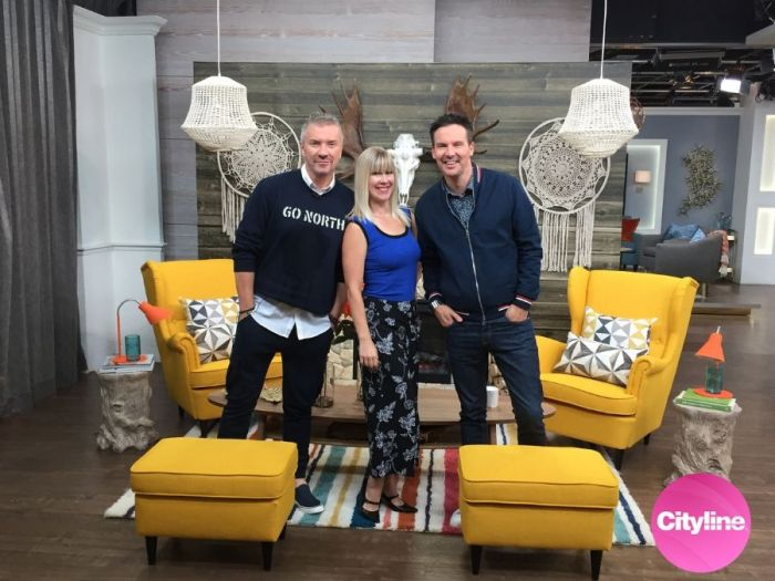 Horizontal Barn Wood Wallpaper, as seen on Cityline with Colin and Justin, creates a rustic, textured look on walls with its brown wooden planks. Wood wallpaper sold by AboutMurals.ca.