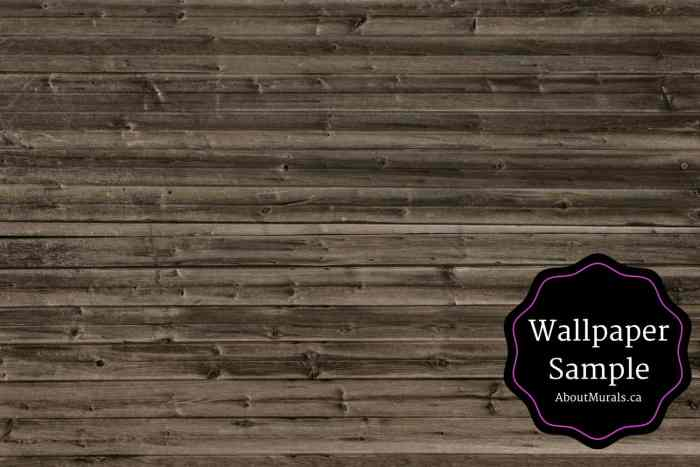Wallpaper samples available of this wood wallpaper from AboutMurals.ca