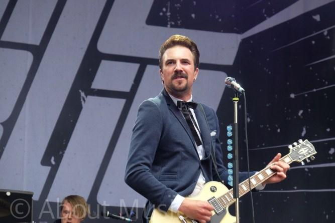 Frontman Adam Grahn