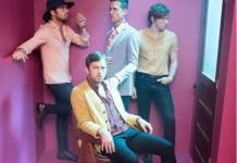 © Kings Of Leon 2016 ® Jimmy Marble SonyMusic
