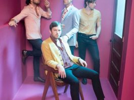 Kings Of Leon 2016 - ® Jimmy Marble | SonyMusic