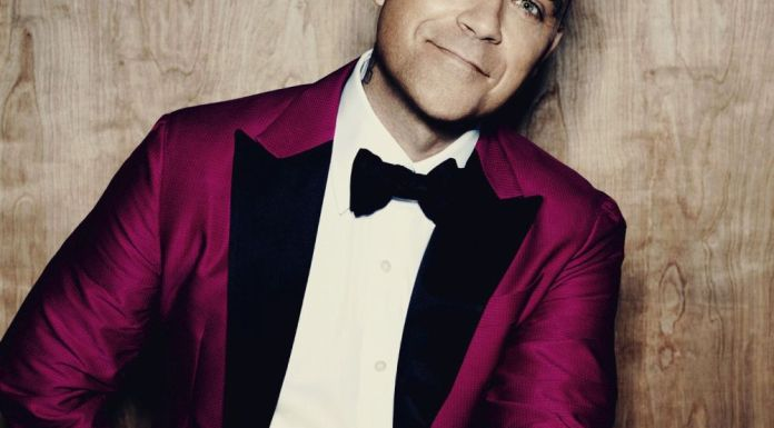 Robbie Williams 2016 © SonyMusic