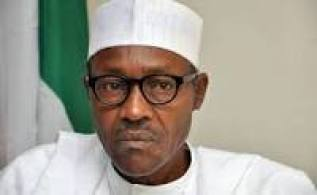The president of Nigeria