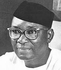 First Nigeria President