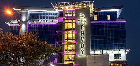 The envoy Hotel,Abuja