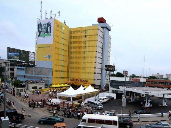 MTN Head Office in Lagos Location.