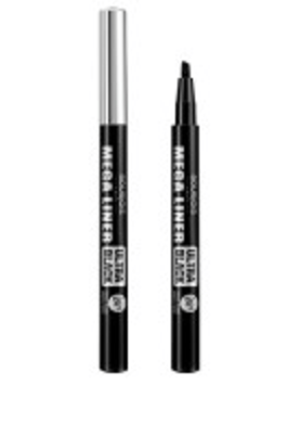 Mega Liner Ultra Black Bourjois