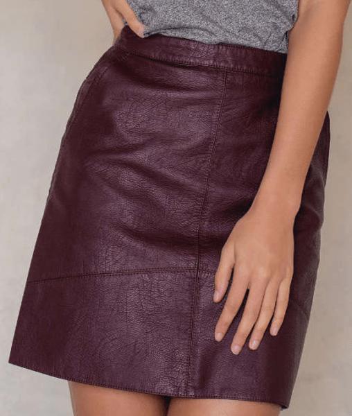 NA-KD A-line Skirt