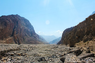 Canyons in Mustang