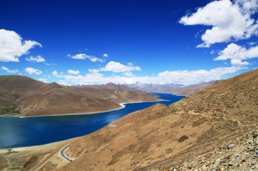 A river in Tibet
