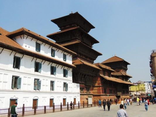 Hanumandhoka palace