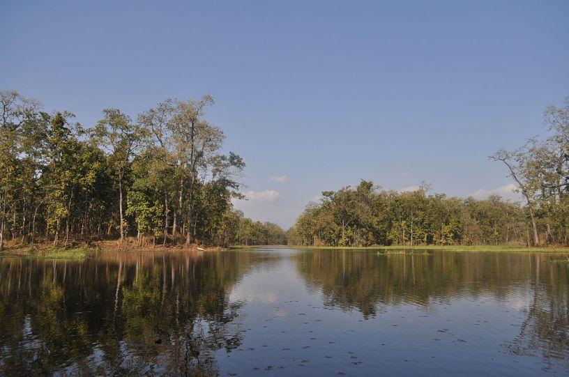 Beeshazari lake