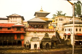 Pashupatinath main temple