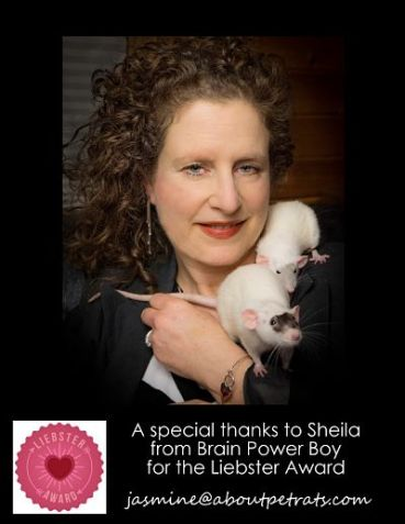 sheila award thanks