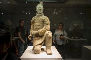 Терракотовая армия императора Цинь Шихуанди (https://www.flickr.com/photos/mompl/)