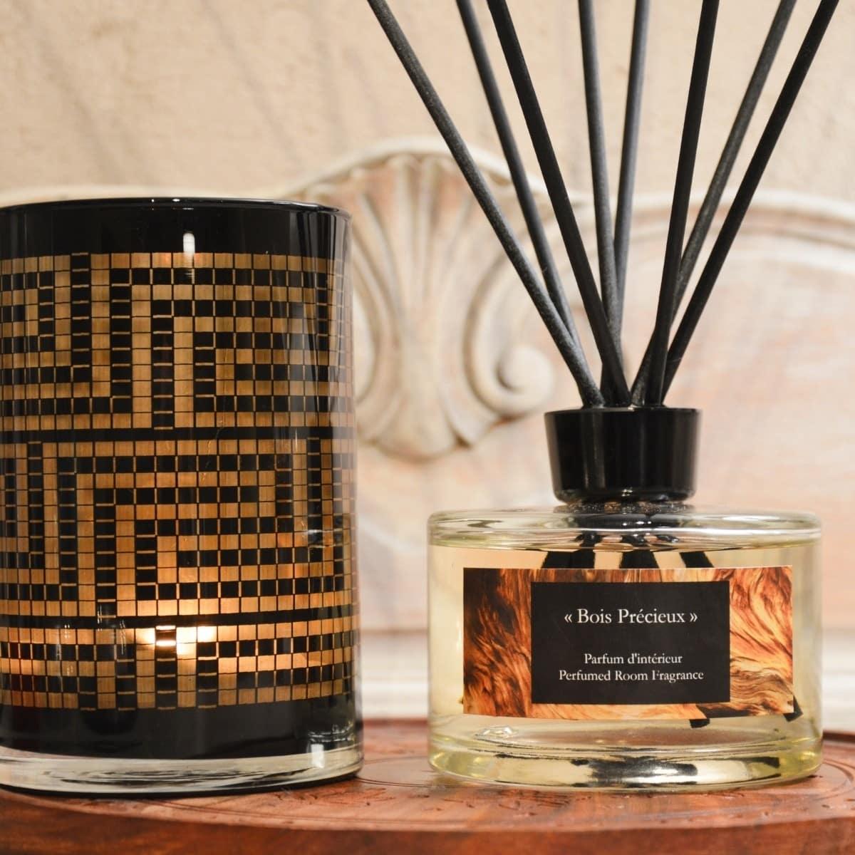 Luxury perfume reed diffuser