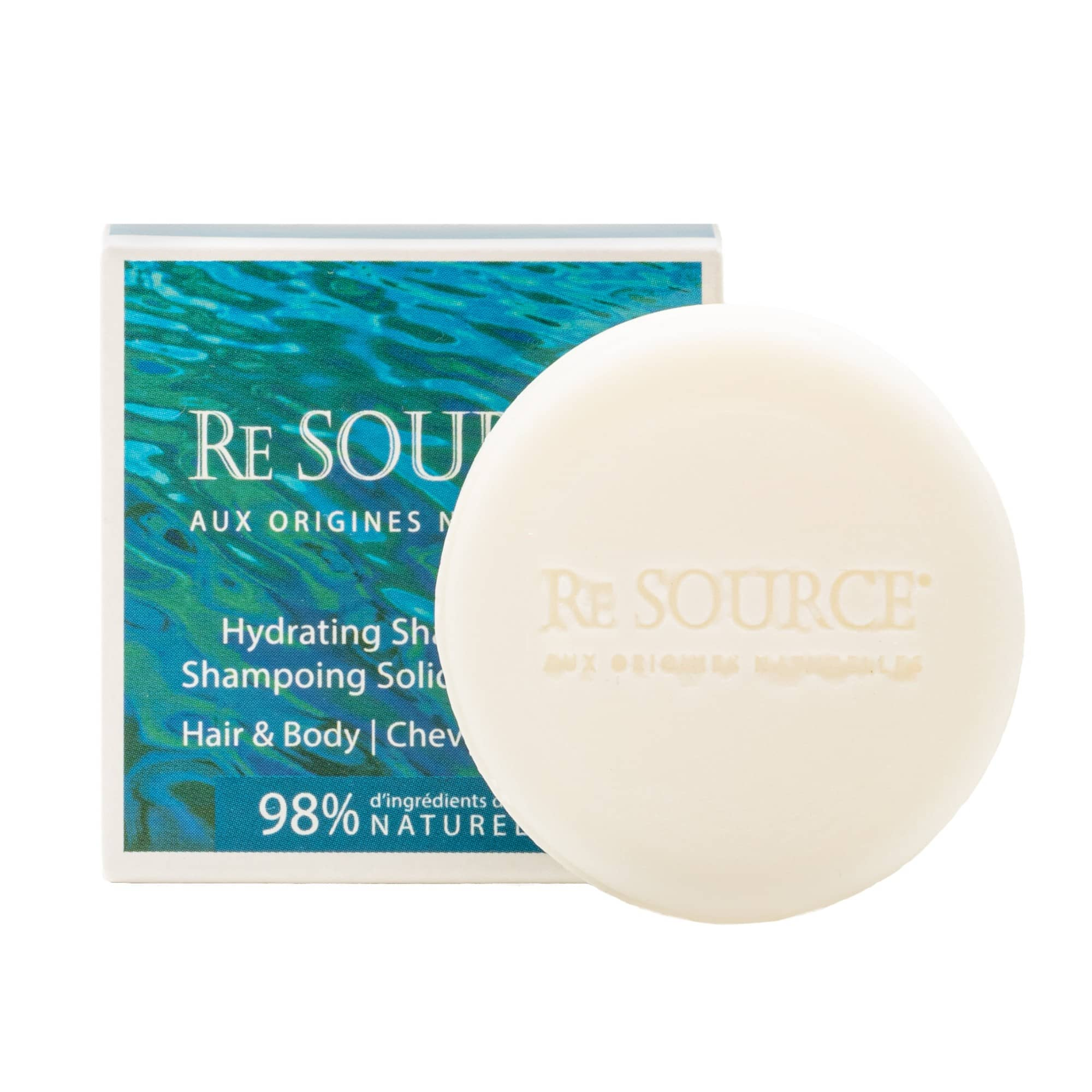 Solid 3 in1 Hydrating Shampoo Bars