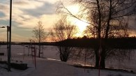 Umea_Sonnenuntergang
