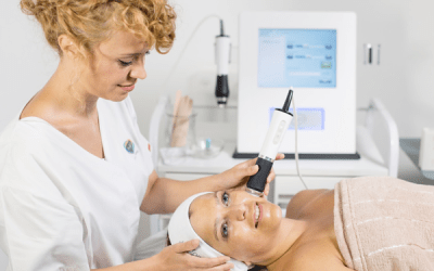 The OxyGeneo Oxygen Facial is Like Three Skin Treatments in One