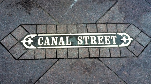 """921 Canal Street... our """"home-away-from-home"""" aka the Ritz-Carlton"""